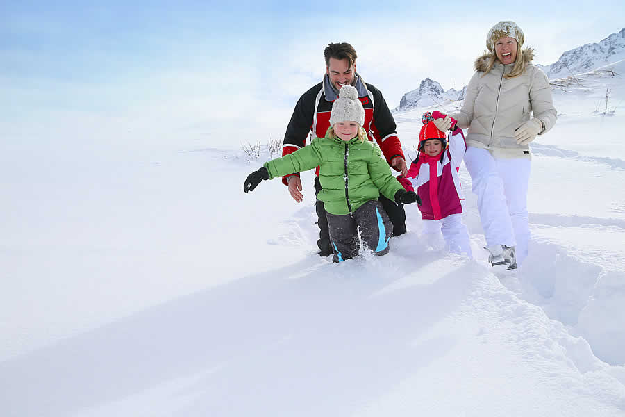 Winter holiday in La Val Alta Badia