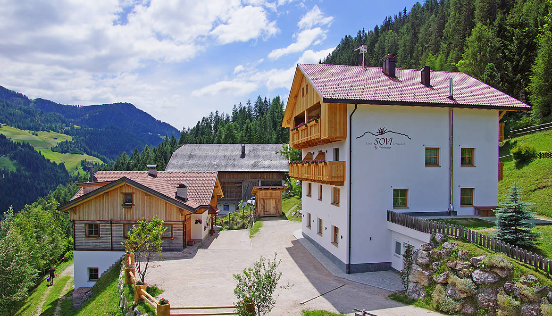 Agriturismo La Val Alta Badia - Sovì Dolomiti
